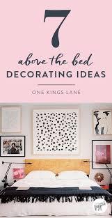 Wall Decor Bedroom Best 25 Above Bed Decor Ideas On Pinterest Above Headboard