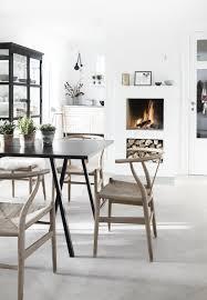 elegancia nordica estilo escandinavo comedores dining room