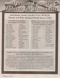 news from 2006 u2014 mecosta county habitat for humanity