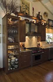 Best  Kitchen Cabinet Decorations Ideas On Pinterest - Kitchen cabinet decorating ideas