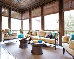 Natural Bamboo Blinds How To Naturally Enhance Your View With Bamboo Blinds