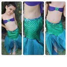 sirena mermaid tail birthday princess costume mermaid tail