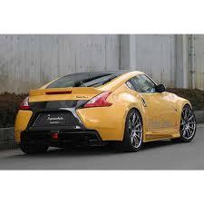 nissan 370z quad exhaust nissan 370z z34 rear diffuser u0026 bumper bulletproof automotive