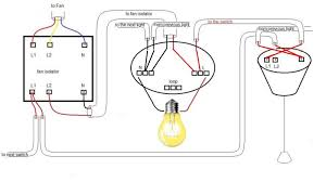Light Switch Bathroom Wiring Bathroom Fan To Light Switch Diagram