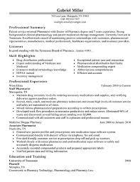 Resume Objective Pharmacy Technician Pharmacy Technician Sample Resume Easy Samples For Objective 25