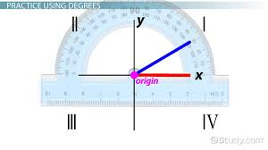 drawing angles in standard position video u0026 lesson transcript