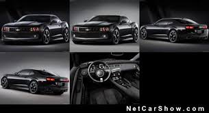 camaro car black chevrolet camaro black concept 2008 pictures information specs