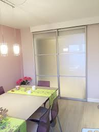 Karalis Room Divider Room Dividers Wall Of Doors Slideglide