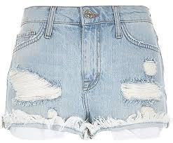 light wash denim shorts river island light wash distressed ruby denim shorts where to buy