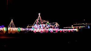 Christmas Lights Colorado Springs Colorado Springs Christmas Lights Display Synced To Music 2015