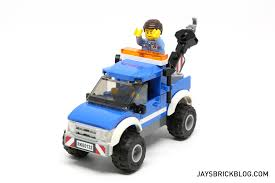 lego mini jeep review lego 60132 service station