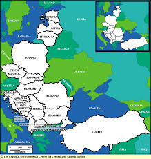 map of eastern european countries the u s central and eastern europe partnership what s