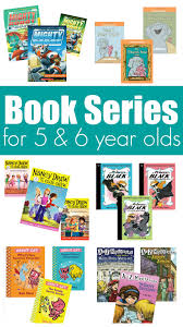Best Halloween Books For Second Graders by 6 Book Series For Kindergarten Book Series Kindergarten And Books