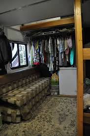 why you should live in an rv tour our toy hauler 5th wheel home