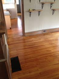 Transitioning Laminate Flooring Between Rooms Mudroom Renovation Hardwood Floors Refinished 1 More Than 2 1
