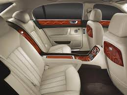 bentley interior bentley continental flying spur by linley luxury interior photos