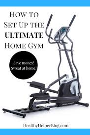 stay fit in your own home how to set up the ultimate home gym stay fit gym and healthy living