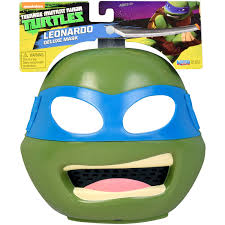leonardo ninja turtle halloween costume teenage mutant ninja turtles leonardo bandana mask walmart com
