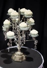 chandelier cupcake stand chandelier cupcake holder madeleine collection 12 cupcake