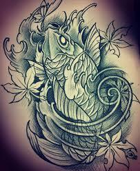 amsterdam tattoo 1825 kimihito koi japanese style tattoo design