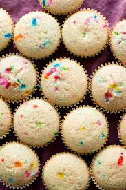 thanksgiving mini cupcakes soft u0026 fluffy funfetti cupcakes sallys baking addiction