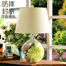 Flower Table Lamp Popular Glass Flower Lamp Buy Cheap Glass Flower Lamp Lots From