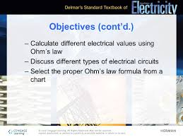 unit 2 electrical quantities and ohm u0027s law objectives after