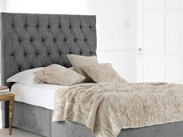 Modern King Size Bed Frame Bed Frame Modern Headboards Home Architecture Design And