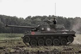 jeep tank military 1944 buick m18 hellcat tank destroyer first drive truck trend