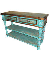 Valencia Console Table Don T Miss This Deal On Robinwood Console Table Color Slate Teal