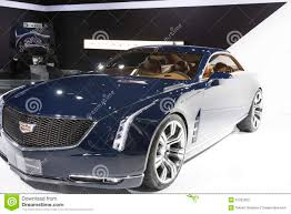 Cadillac Elmiraj Concept Price Detroit January 26 The New Cadillac Elmiraj Concept Car At Th