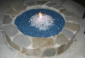Fire Pit Crystals - moderustic ice ice ice fire crystals only looks cold