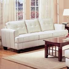 Coaster Leather Sofa Coaster Samuel Contemporary Leather Sofa Coaster Furniture