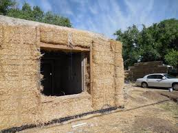 home straw bale construction since 1991 paja construction