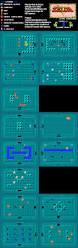 Map Wuest The Legend Of Zelda Level 1 Quest 2 Map