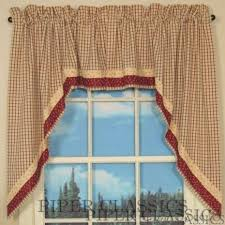 French Country Window Valances Stunning Country Curtains For Kitchen Kitchen Ustool Us