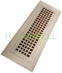 Floor Vent Covers by Egg Crate Floor Register Is Another Kind Of Special Vent Be Used