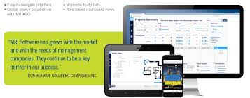 mrisoftware real estate property management solution itbvision