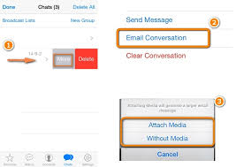 transfer whatsapp messages from iphone to android top 3 ways to transfer whatsapp messages from iphone to android