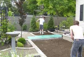 Design Ideas For Small Backyards Backyard Landscaping Ideas For Small Backyards Delight Yard