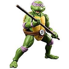 amazon neca teenage mutant ninja turtles 1990 movie action