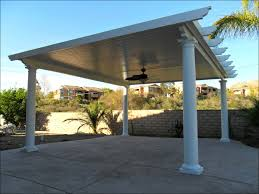 diy free standing patio cover kits and carport design ideas home
