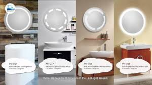 liteharbor lighting led illuminated mirror with light or cabinet