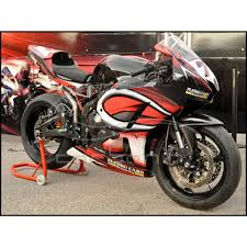 honda 600 cbr 2013 complete race fairing supersport carbon fiber honda cbr600rr