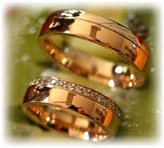 wedding rings gold wedding rings ft262 white and gold two tone polished