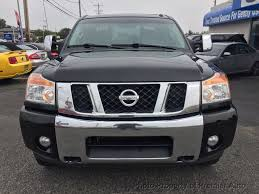 nissan pickup 2013 2013 used nissan titan 4wd crew cab swb sl at premier auto serving