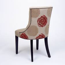 Comfortable Dining Chairs With Arms Dining Room Fabric Dining Room Chairs With Arms Low Back