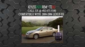 lexus rx330 key shell replacement how to replace lexus es key fob battery 2000 2001 2002 2003 2004