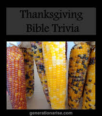 printable thanksgiving trivia questions and answers thanksgiving bible trivia