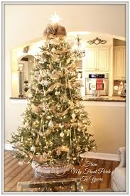 christmas porch christmas tree set trees clearance front